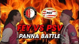 FEYENOORD VS PSV PANNA BATTLE - PANNA PRO LEAGUE