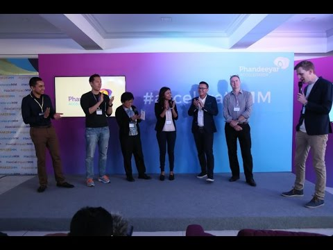 Largest Ever Technology Investor Event in Myanmar
