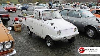 Rare Japanese Microcar: 1961 Cony Guppy (AF8) - Aichi Kikai Kogyo