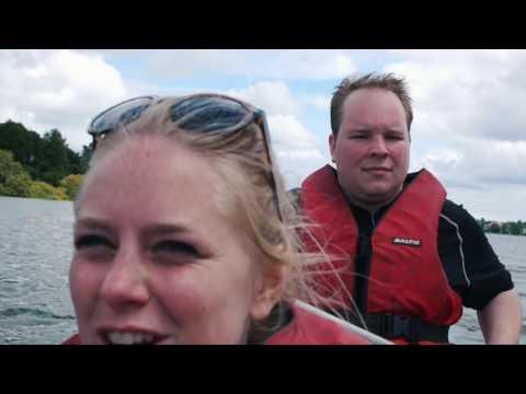 EPIC CANOEING ON LAKE! - Travel vlog 152 [Copenhagen]