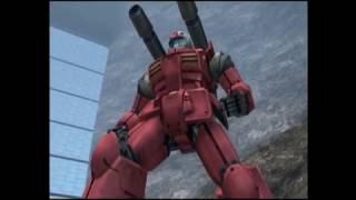 PS2 機動戦士ガンキャノン 一年戦争
