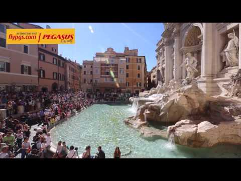 Thumbnail: Pegasus Airlines – Discover Europe with Pegasus!