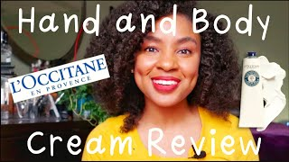 What should I buy? L'Occitane Hand Creams Luxury Product review - Almond and SHEA BUTTER