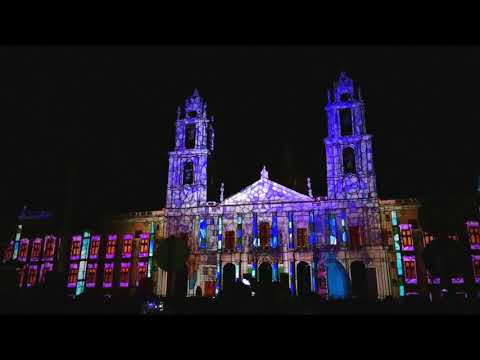 Video Mapping - Mafra
