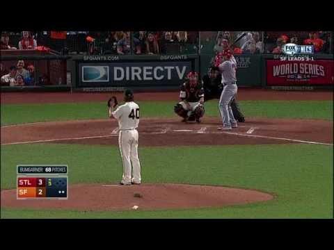 NLCS G5: Giants Vs. Cardinals [Full Game HD]
