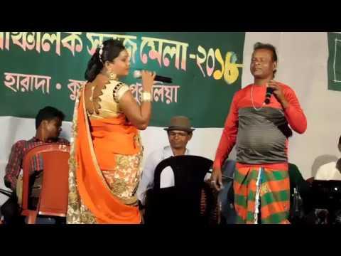 kalpana hansda live programme in bangla & santali songs 2018 || kalpana hansdas stage performence