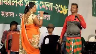 performence of kalpana hansda 2018.