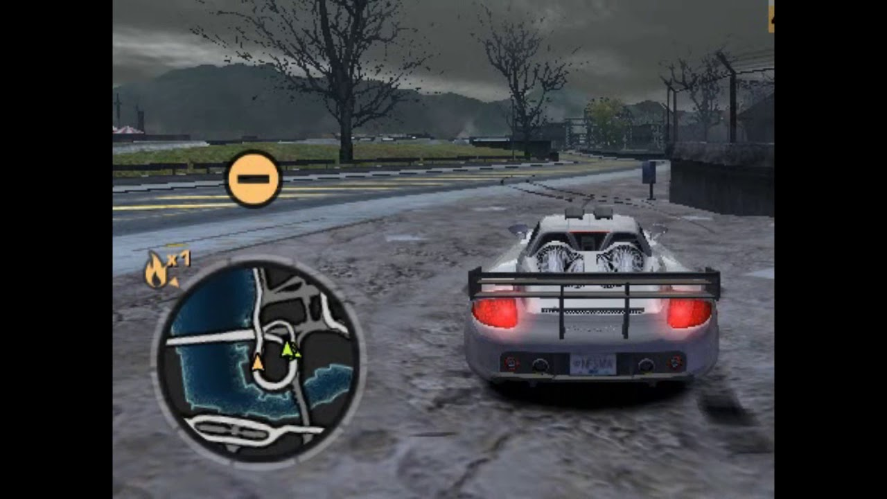 The Wierdest Race in NEED FOR SPEED MOST WANTED 2005