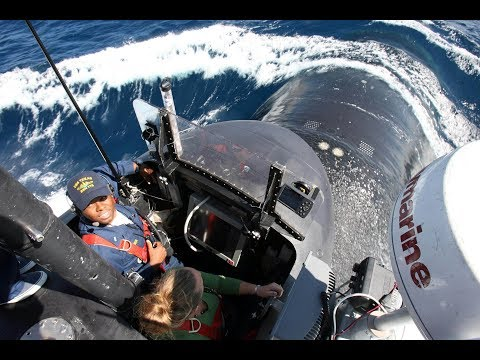 United States Navy Virginia-class submarine - Aboard USS Texas