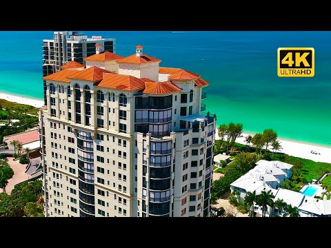 NAPLES, Florida - from Above & More [4K Ultra HD]