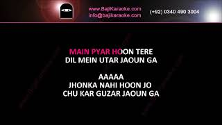 Dil ho gaya hai tera deewana - Video Karaoke - by Baji Karaoke