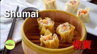 Cantonese Shumai (Siu Mai ) recipe 烧卖 in 3 simple steps