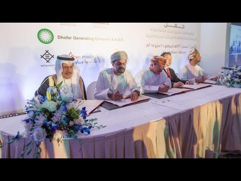 Oman Power & Water Procurement Co. inks pacts & other stories, Business Digest, May 27, 2015