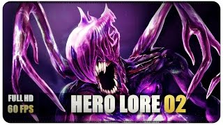 DOTA 2 - Hero Lore - Bane Elemental (Test Episode - Fan-made Lore)