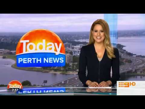 Today Perth News Jerrie Demasi March 2017 Youtube
