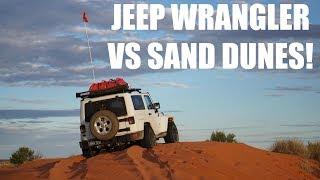 Simpson Desert Jeep Adventure! - Part 2!