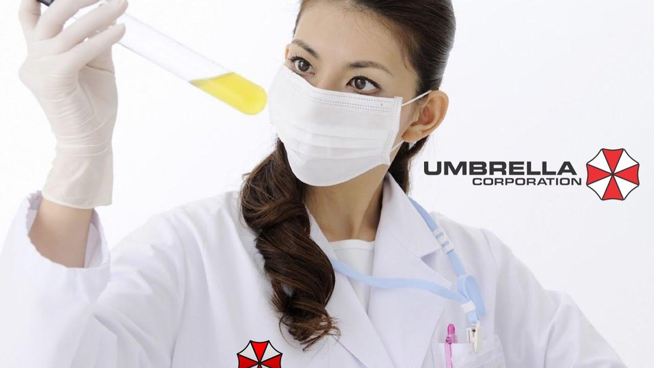 resident evil biopunk biohazard cyberpunk
