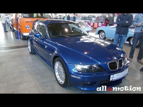 Bmw Z3 Coupe 3 0i Blue Metallic 231ps Retro Classics