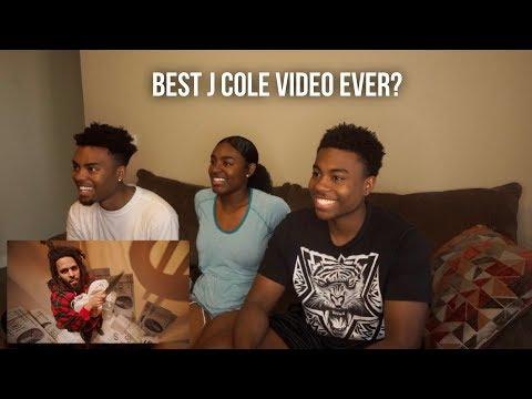 "J COLE ""ATM"" MUSIC VIDEO REACTION   BRIGGS SQUAD"