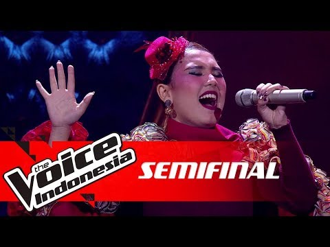 Bella - Rolling In The Deep (Adele) | Semi Final | The Voice Indonesia GTV 2018