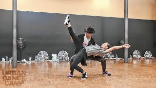 Time For Love - Chris Brown / Keone & Mariel Madrid Choreography / 310XT Films / URBAN DANCE CAMP