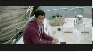Nick Jonas strips off in Careful What You Wish For trailer