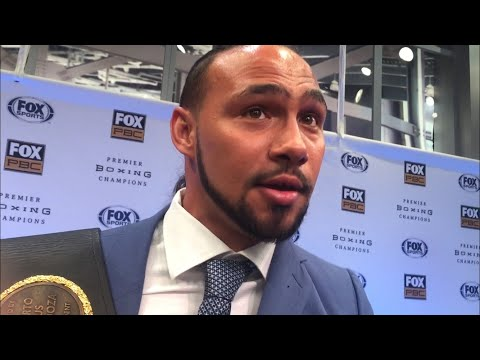 KEITH THURMAN SPITTING STRAIGHT FIRE!! WARNS MIKEY GARCIA OF POTENTIAL MISTAKE, QUESTIONS CRAWFORD