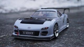Mazda RX7 | RC Drifting