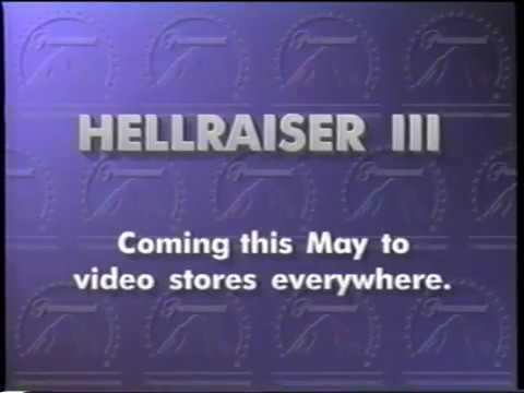 Download Hellraiser III: Hell on Earth (1992) trailer