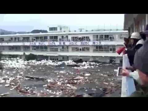 SHOCKING 2015 Tsunami Earthquake Attacking Japan 2011 Most Shocking Tidal Wave Video