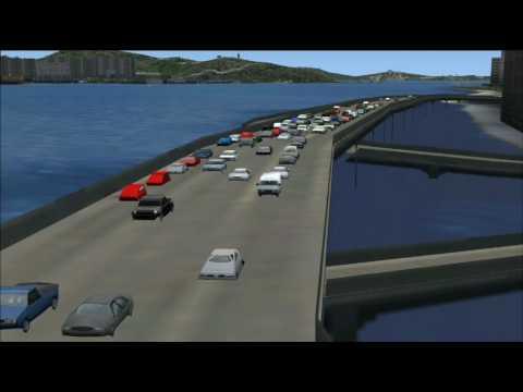 FSX Road Traffic
