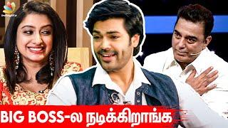 My Pondati baby model! | Ganesh Venkatram & Nisha Interview | Bigg Boss, kamal, Vijay Tv, Oviya | cineclipz.com