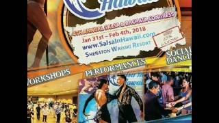 Hawaii Salsa and Bachata Congress with Zouk and Kizomba