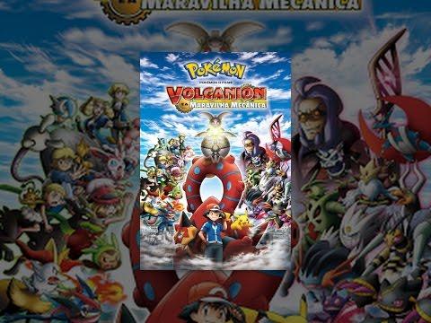 Pokémon o Filme. Volcanion e a Maravilha Mecânica Dublado