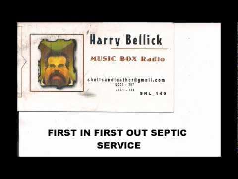 HARRY BELLICK FAT POSSUM RECORDS PROMO