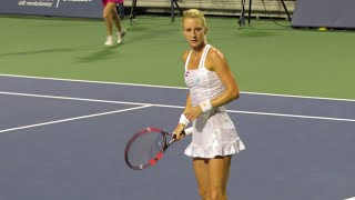 Urszula Radwanska in New Haven (vs Olga Govortsova)