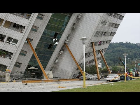 Scary Earthquake Footage Compilation From Around The World Mp3