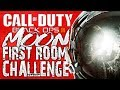 Black Ops 3: Moon - First Room Challenge with subs (World Record)