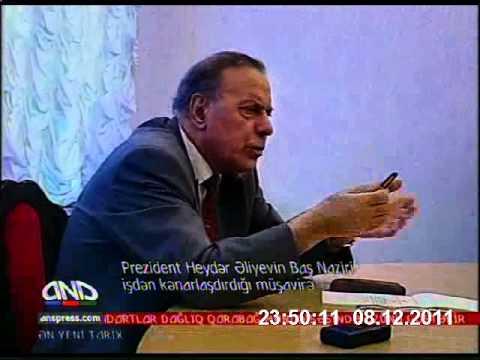 ANS = Heyder Aliyev - Suret Huseynov