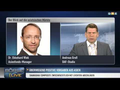 Asien Aktuell: Chinas Märkte ein Desaster
