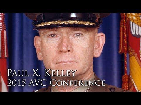 Keynote Remarks: General Paul X. Kelley (2015 AVC Conference)