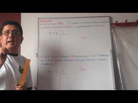 Repaso: División de números decimales. from YouTube · Duration:  43 minutes 56 seconds