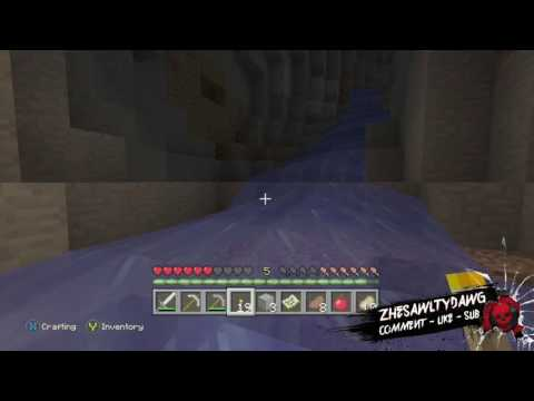 Minecraft - Survival Series Episode #3 - Mining for Valuable Minerals!
