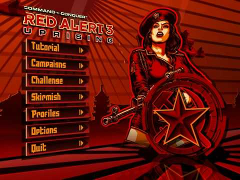 Command And Conquer Wallpaper Girl Red Alert 3 Uprising Soviet March 2 Soprano Version