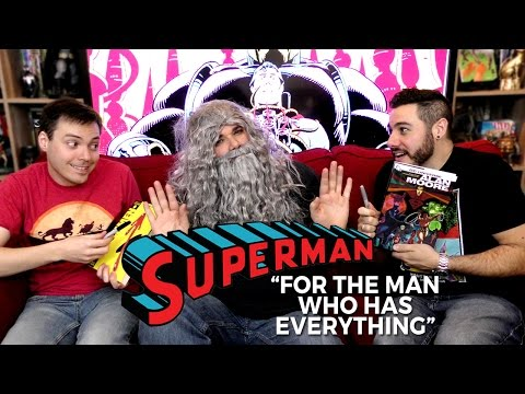 #Superman: For the Man Who Has Everything (Alan Moore)