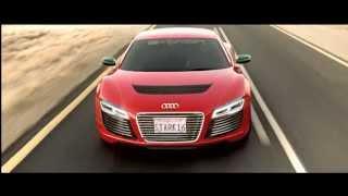 Audi R8 e-tron protagonista del nuovo film Iron Man 3