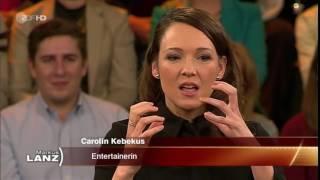Markus Lanz | Carolin Kebekus | 08.02.2017