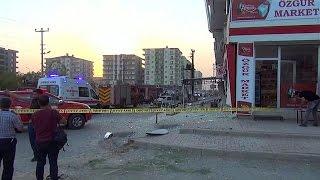 فيديو..  مقتل 8 أشخاص في تفجيرين منفصلين جنوب تركيا