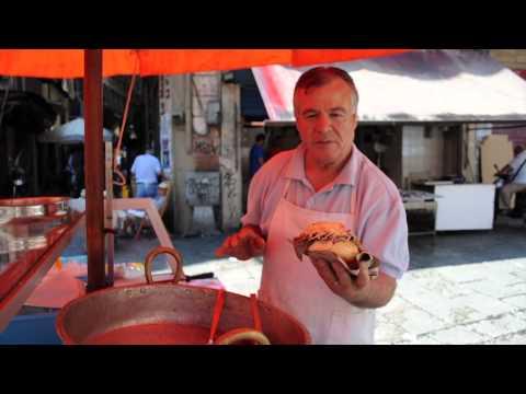 Palermo street food