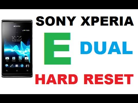 shipping sony xperia e dual c1605 c1604 hard reset perfect